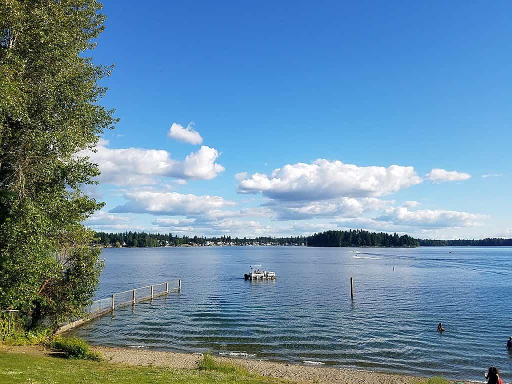 Image of American Lake