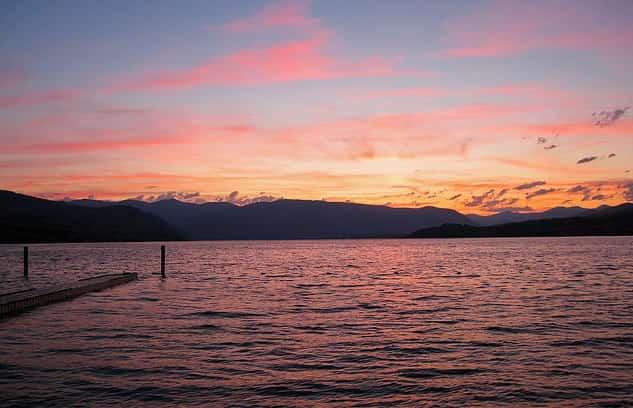 Image of Lake Chelan