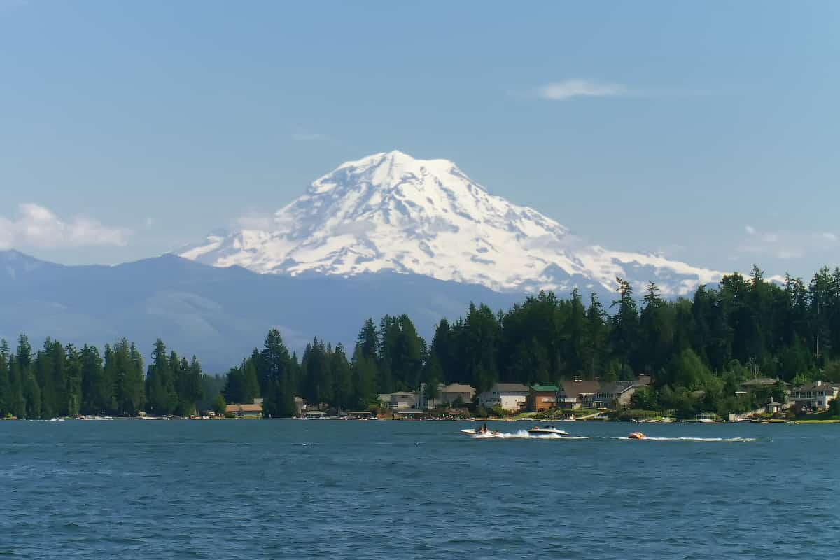 Image of Lake Tapps