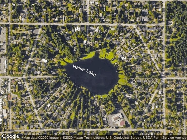 Image of Haller Lake