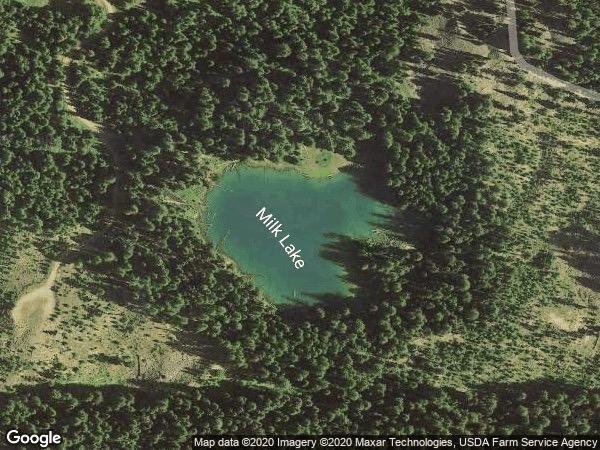 Image of Milk Lake